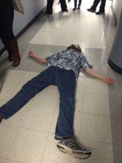 Student dead 1